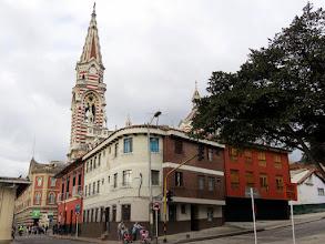 Photo: Bogotá - Iglesia del Carmen