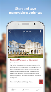 Singapore Heritage Trails- screenshot thumbnail