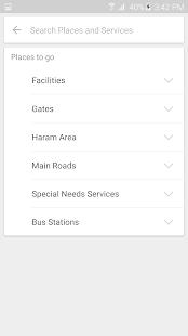 AlMaqsad - AlHaram Navigation Screenshot