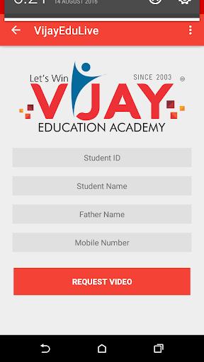 Vijay EduLive  screenshots 1