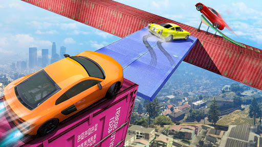 Foto do Impossible Car Driving 3D: Free Stunt Game