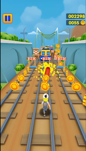 Super Subway Surf: Rush Hours 2018 1.03 screenshots 20