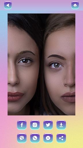 Eyebrow Shaping Photo Editor 1.5 screenshots 5