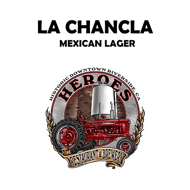 Logo of La Chancla Mexican Lager