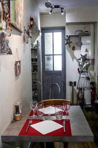 Tablée du restaurant à Pontoise L'arbre Blanc