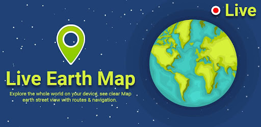 live street view global satellite earth live map google play の