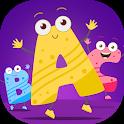 ABC & Phonics games for Preschool Kids icon