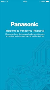 Panasonic Industrial - náhled