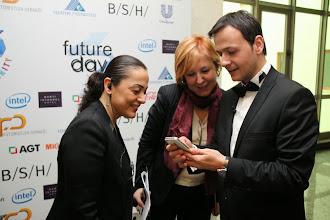 Photo: 1 Mart 2014 Gelecek Günü – 1 March 2014, Future Day www.gelecekgunu.org