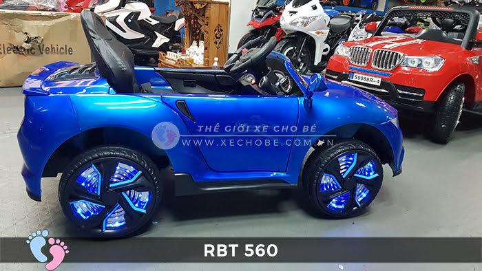 xe ô tô điện đồ chơi cho bé RBT-560P 8