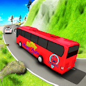Classic Bus Parking - Real Driving School 2019 icon