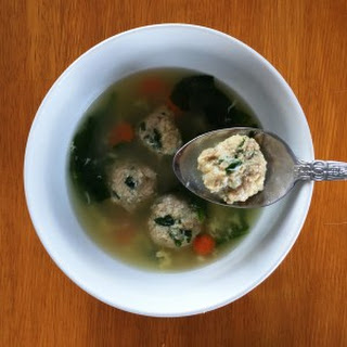 20-minute Italian Wedding Soup.