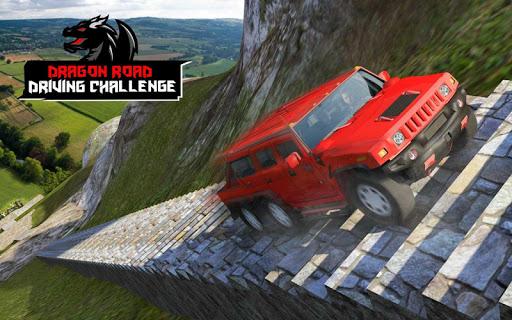 Cruiser Car Stunts: Dragon Road Driving Simulator apktram screenshots 8