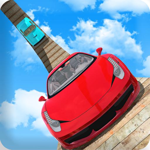 Impossible Sky Tracks : Car Driving Simulator