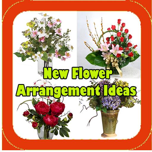 New Flower Arrangement Ideas (app)