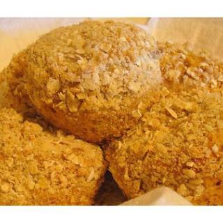 Banana-Nut Oatmeal Muffins
