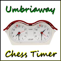 Umbriaway Chess Timer