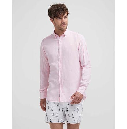 Holebrook Melker shirt pale pink