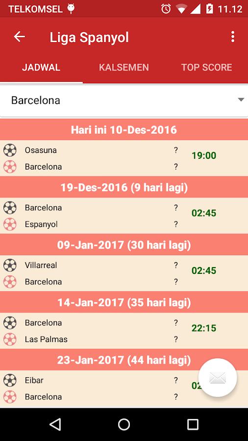 Jadwal bola 2018 android apps on google play jadwal bola 2018 screenshot stopboris Images