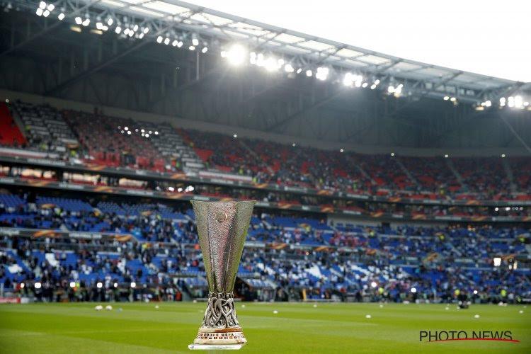 Ligue Europa : Charleroi et le Standard connaîssent leurs potentiels adversaires