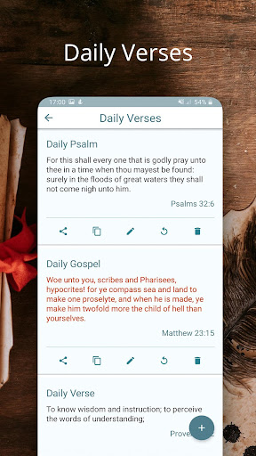 Bible KJV with Apocrypha, Enoch, Jasher, Jubilees 5.7.1 screenshots 4