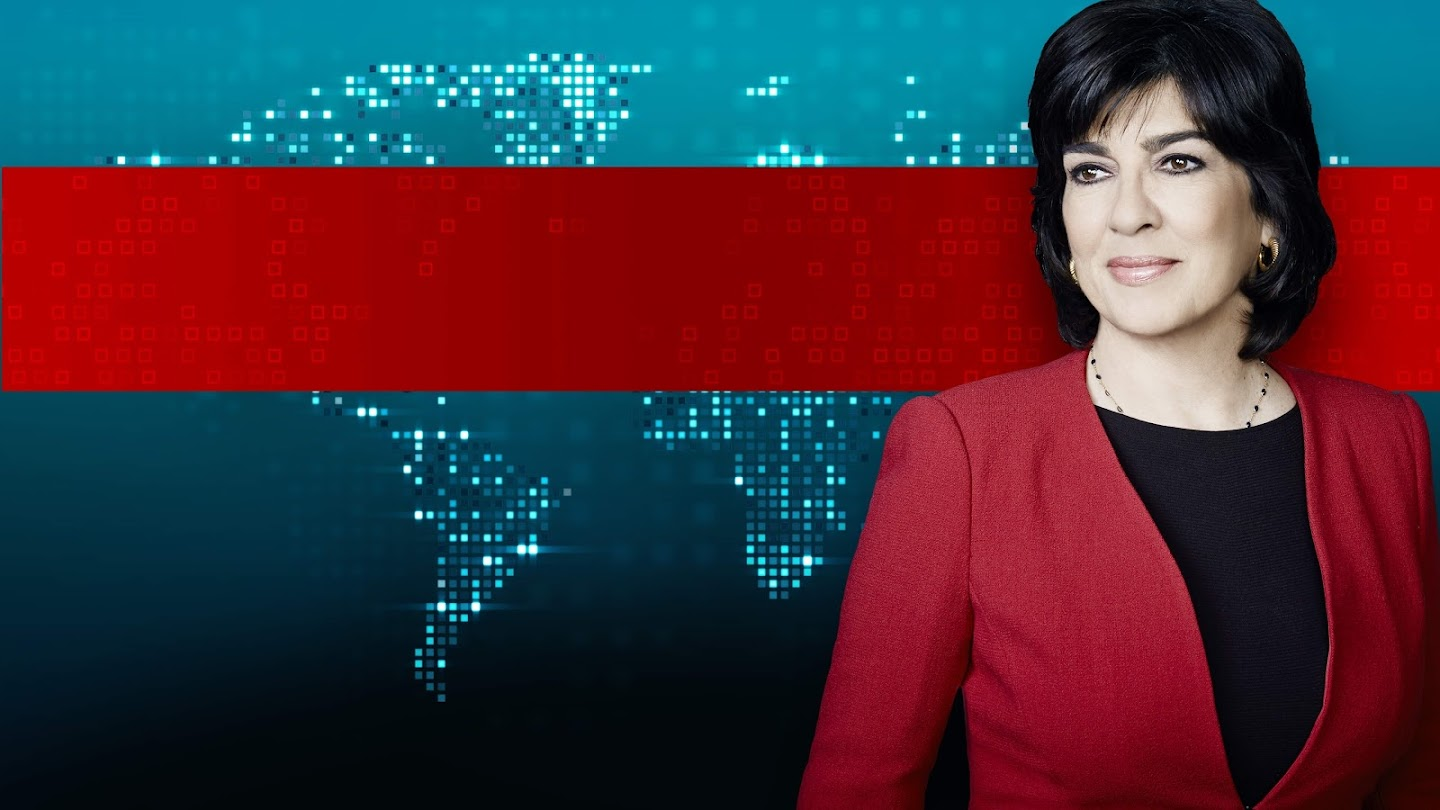 Watch Amanpour and Company live
