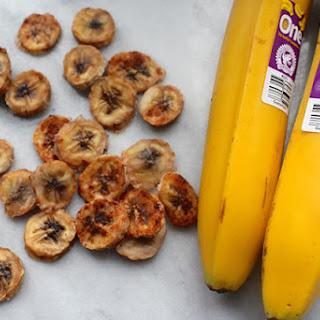 Crisp Banana Chips.