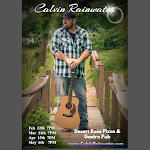 Music on the Patio with Calvin Rainwater