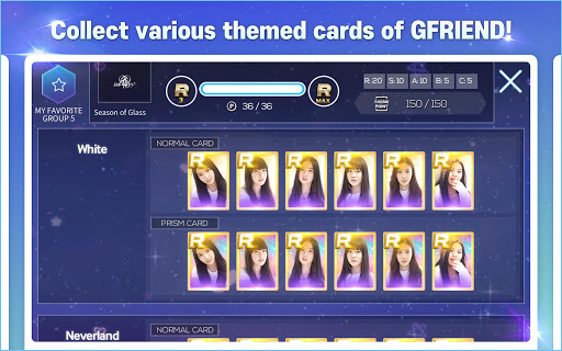 SuperStar GFRIEND 1.11.8 screenshots 19