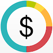 Expense management - Income expense tracking icon