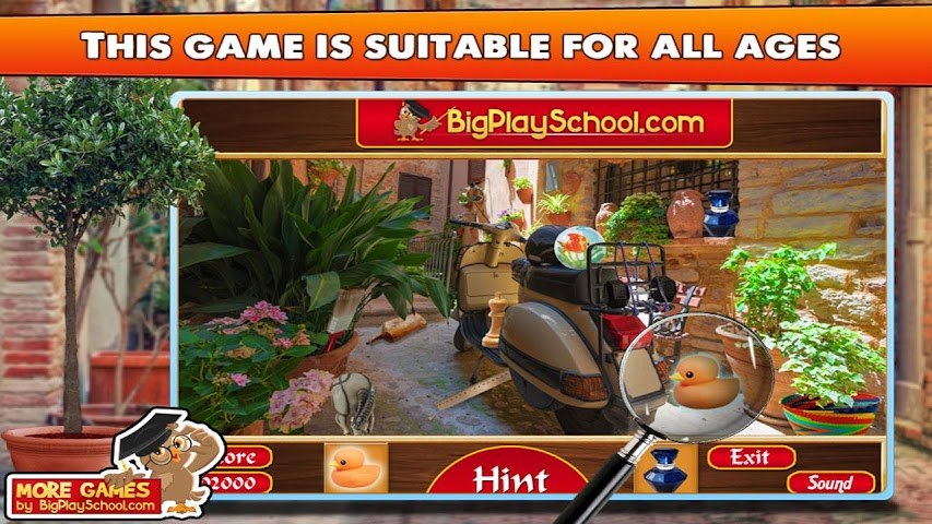 android Old Town - Find Hidden Object Screenshot 8