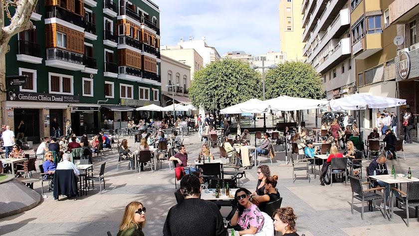 El 34% de los bares y restaurantes de la provincia siguen en ERTE a pesar de la relajación de las restricciones.