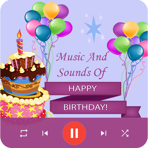 Happy Birthday Music – Happy Music Sounds (app)