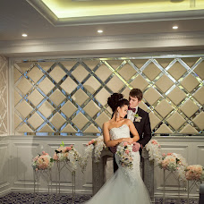 Wedding photographer Irina Kolosova (Kolosova). Photo of 02.01.2017