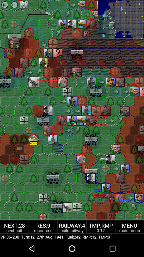 Eastern Front: Conflict-series- screenshot