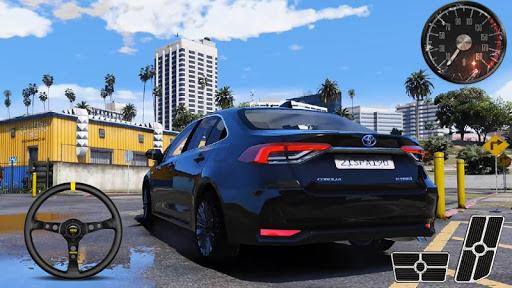 Parking Series Toyota - Corolla Drive Speed School 1.0 screenshots 2