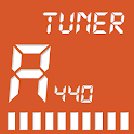 Easy Guitar Tuner (AD Free) icon