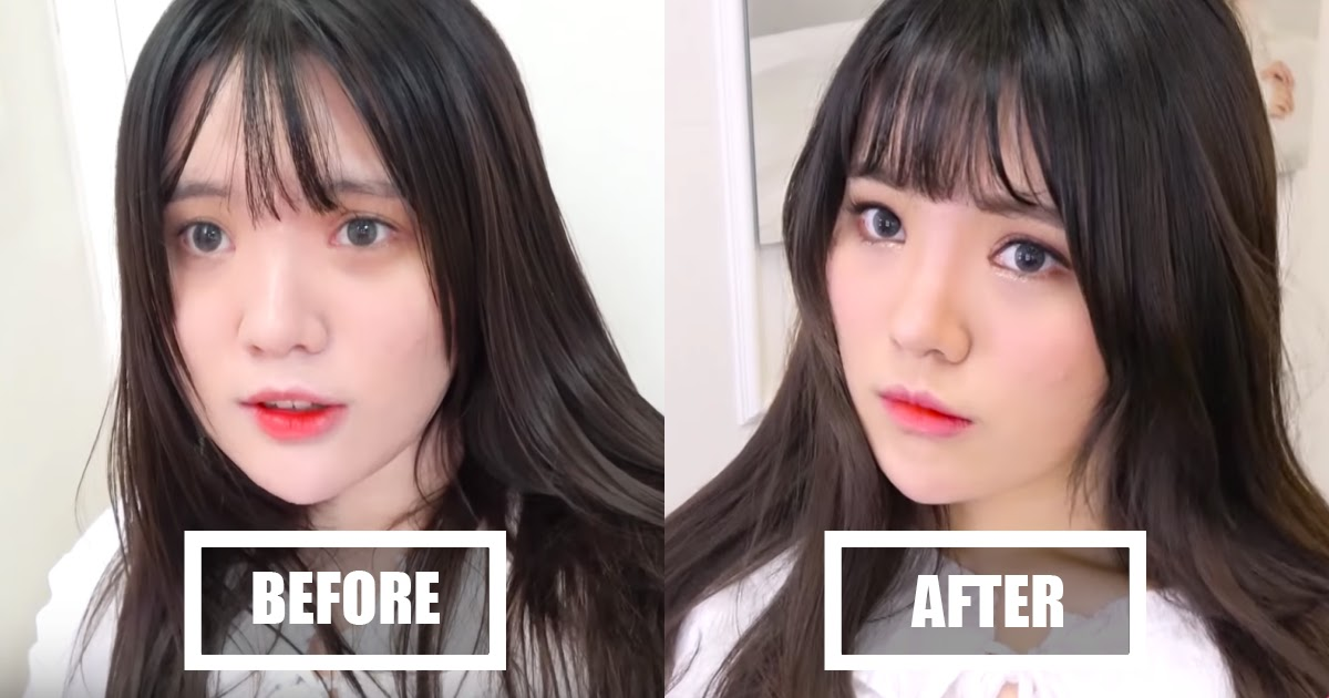 Korean Youtuber Goes And Gets K Pop Idol Makeup
