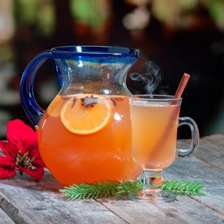 Slow Cooker Tequila Hot Toddy.