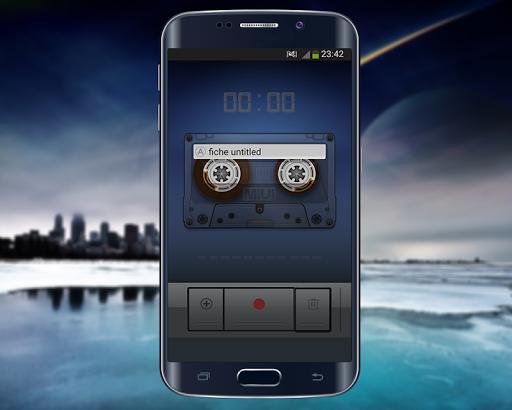 录音机音频MP3高清
