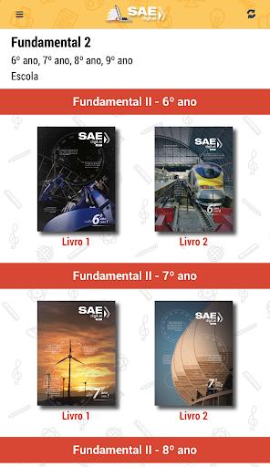 Livros Digitais SAE Digital 3.2.2 screenshots 2