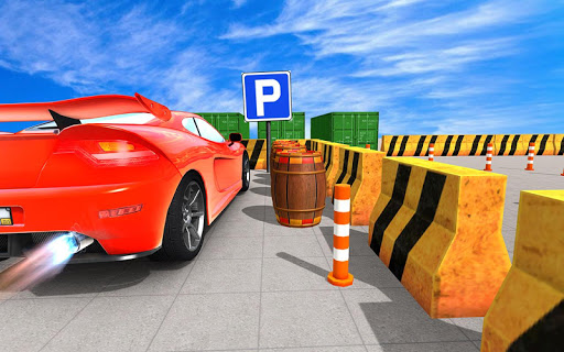 Smart Car Parking Simulator:Car Stunt Parking Game modavailable screenshots 7