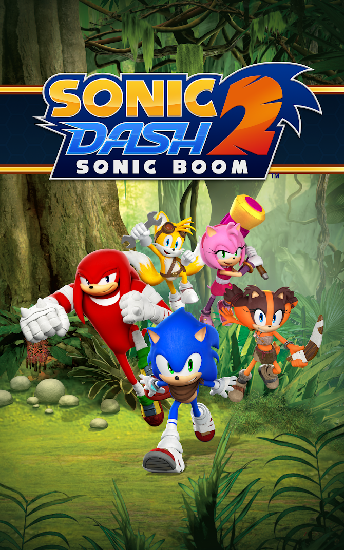 Sonic Dash 2: Sonic Boom Android 6