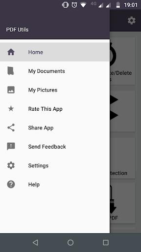 PDF Utils: Merge, Reorder, Split, Extract & Delete Mod Apk v11.8 2