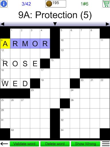 Crossword painmod.com screenshots 9