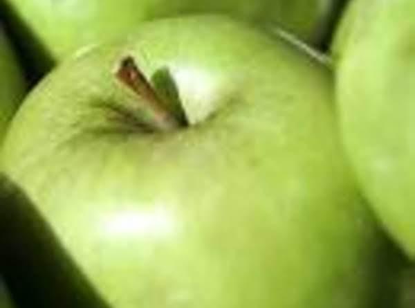 Warm Apple-buttermilk Custard Pie Recipe