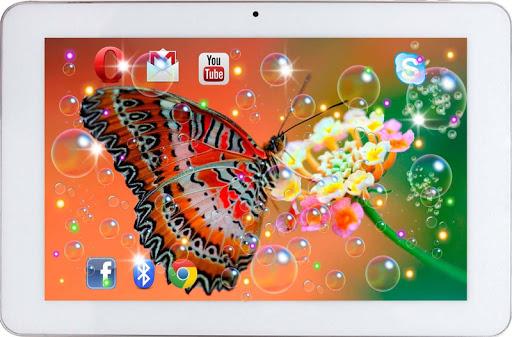 玩免費個人化APP|下載Butterfly Jungl live wallpaper app不用錢|硬是要APP