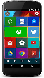 Win 10 Launcher : Pro screenshot
