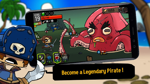 Pirate Fight - Sword and Rogue screenshots 1