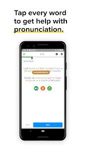 تحميل Mango Languages v5.14.0 لتعلم اللغات مجاناً كامل للأندرويد 4